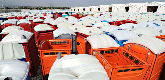 Champion Portable Toilets in Quincy, IL